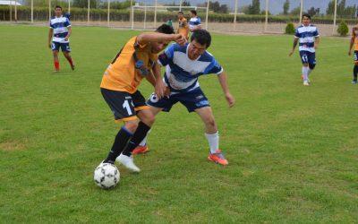 Fusión y United Players  dieron inicio a la Liga Minera de Futbol