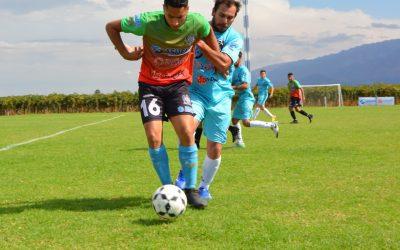 A un mes de su inicio, la Liga Minera de fútbol 11 avanza con partidos muy interesantes.